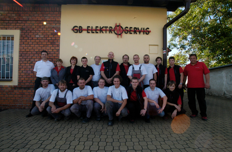 GB ELEKTROSERVIS, spol. s.r.o. - fotografie 5/6
