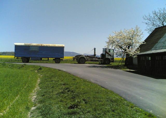 Richard Kubica, s.r.o. - autodoprava a přeprava - fotografie 18/64