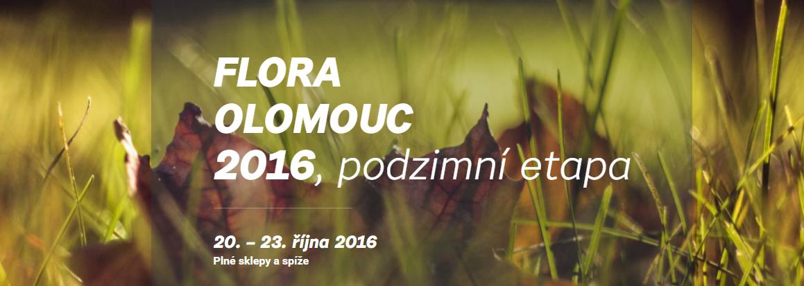 Flora Olomouc 2016 - podzimní etapa - fotografie 1/1