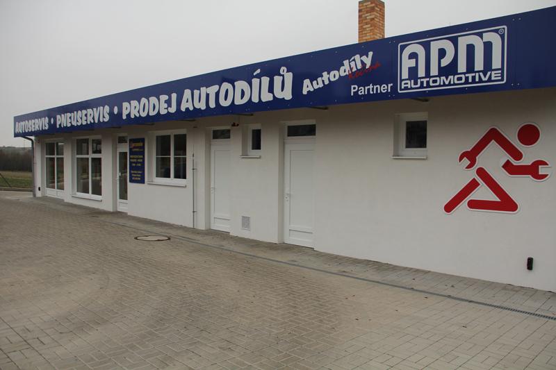 Autodíly, autoservis - Kočina Miroslav - fotografie 3/8