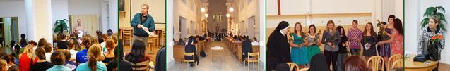 Církevní domov mládeže Svaté Rodiny a školní jídelna s.r.o. - fotografie 1/4