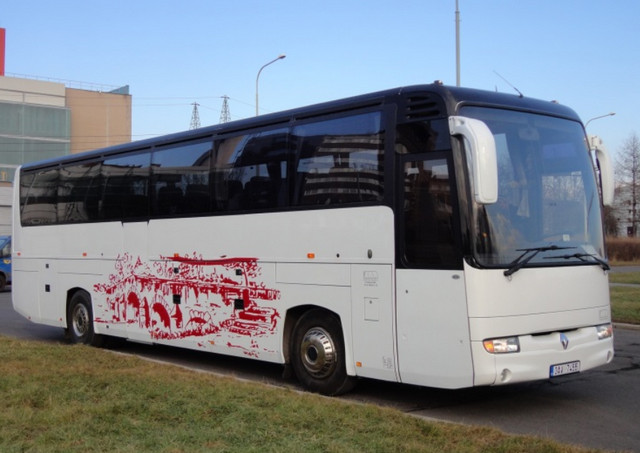 Autobusová doprava Praha - Berka Martin - fotografie 1/5