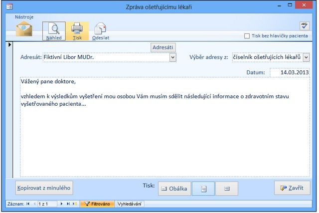 DATA-PLAN Bohemia spol. s r.o. - zdravotnický software - fotografie 11/20
