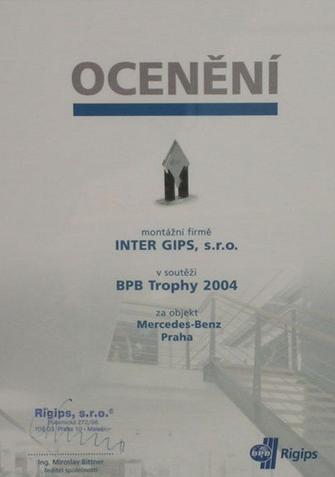 INTER GIPS, s.r.o. - fotografie 9/15