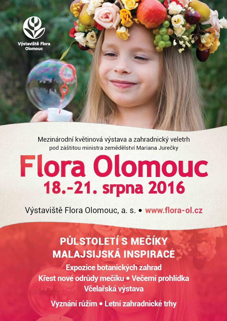 Domov i exotika. Letní Flora Olomouc bude vábit na mečíky, růže a Malajsii - fotografie 1/1