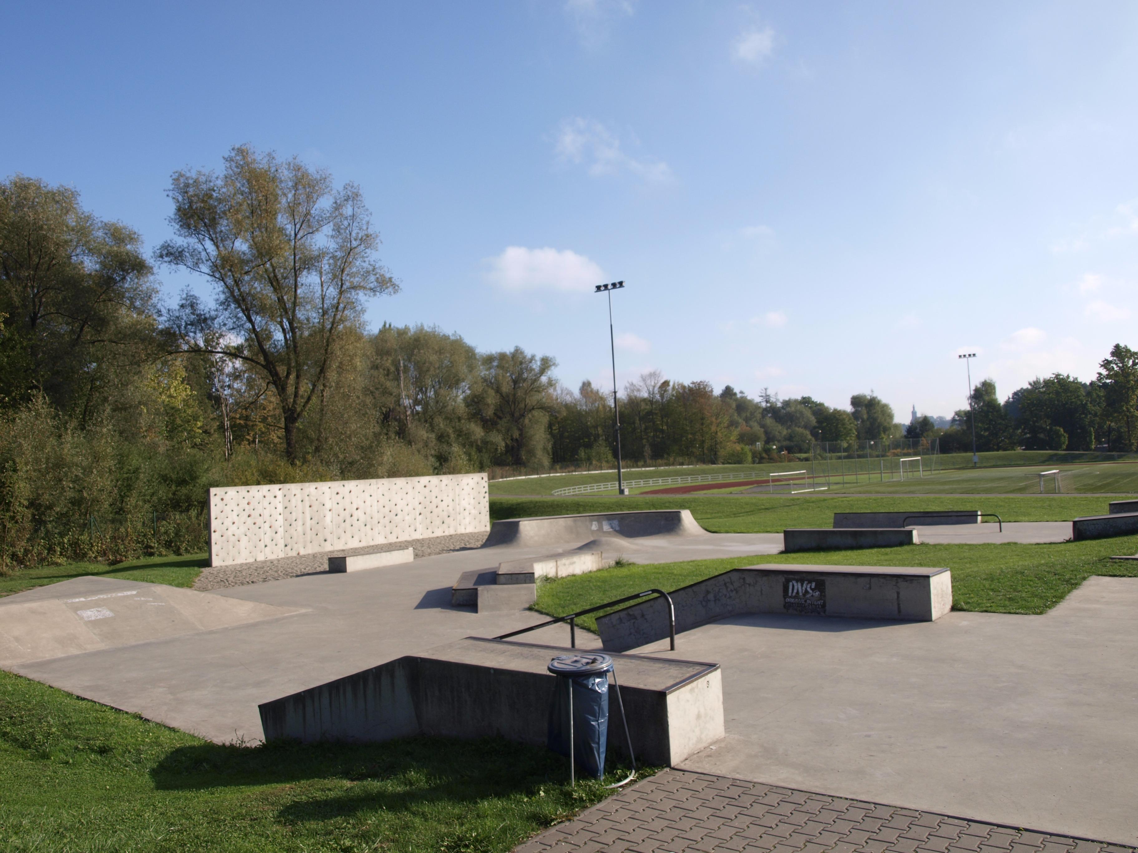 Sportovní areály v Českém Těšíně - fotografie 9/10