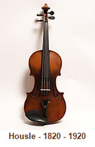 Atelier Paganini - smyčcové hudební nástroje - fotografie 3/15