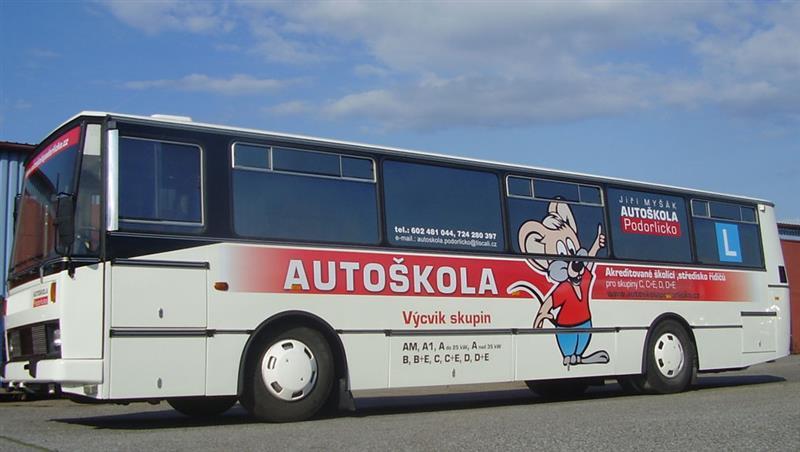 Autoškola Podorlicko - Myšák Jiří - fotografie 6/6