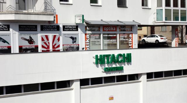 HITACHI centrum s.r.o. - fotografie 1/15
