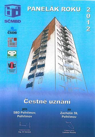 Stavební bytové družstvo Pelhřimov - fotografie 1/2