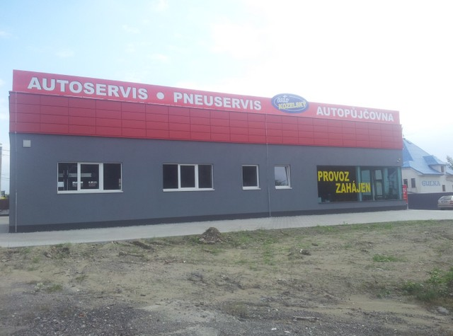 Autopůjčovna - Auto Kozelský - fotografie 4/8