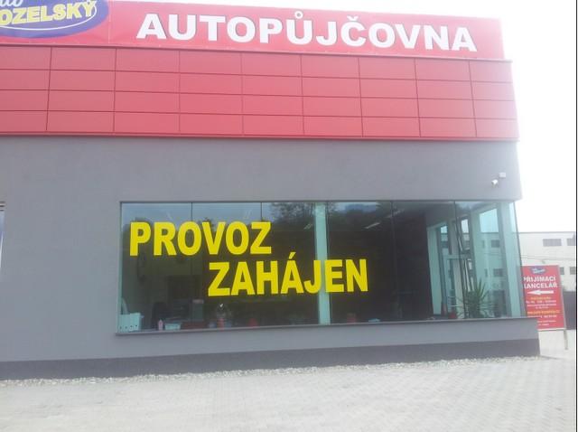Autopůjčovna - Auto Kozelský - fotografie 5/8