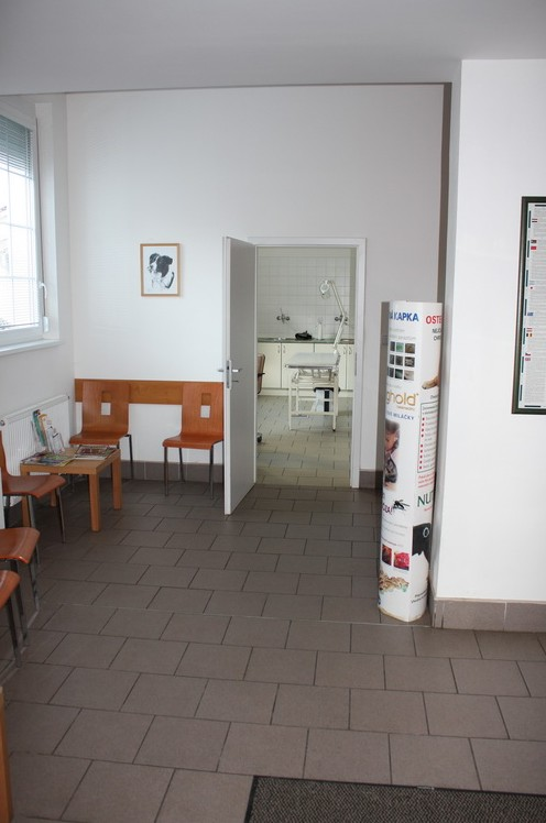 Veterinární ordinace Tuma MVDr. & Král MVDr. - fotografie 1/10