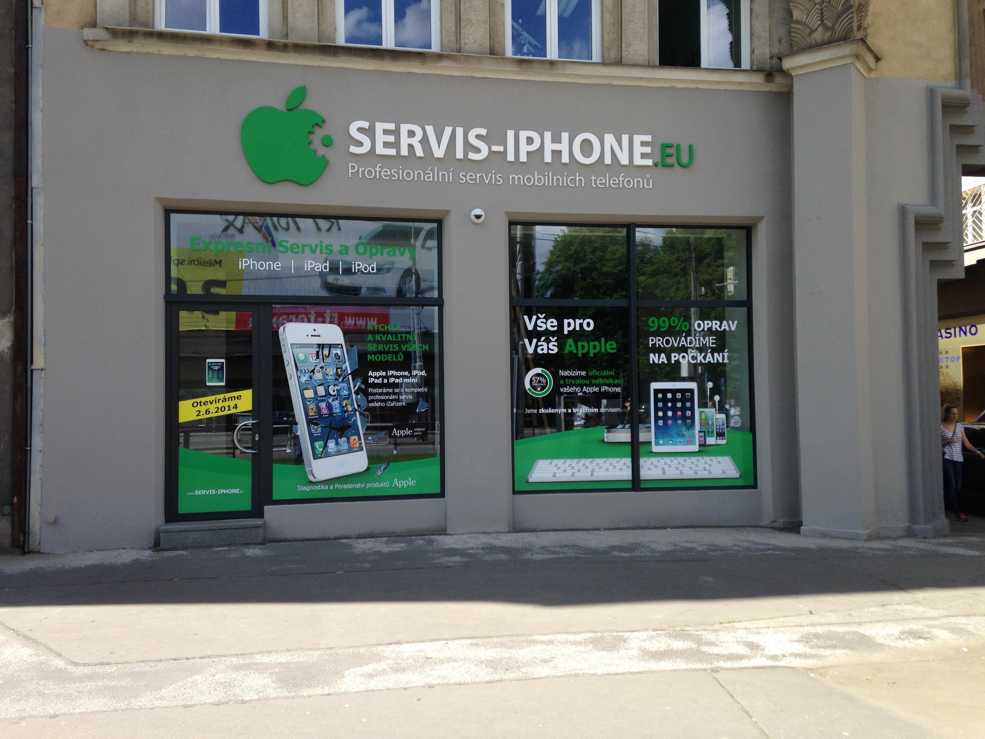 Servis iPhone.eu - iPad a iPod servis - fotografie 1/2