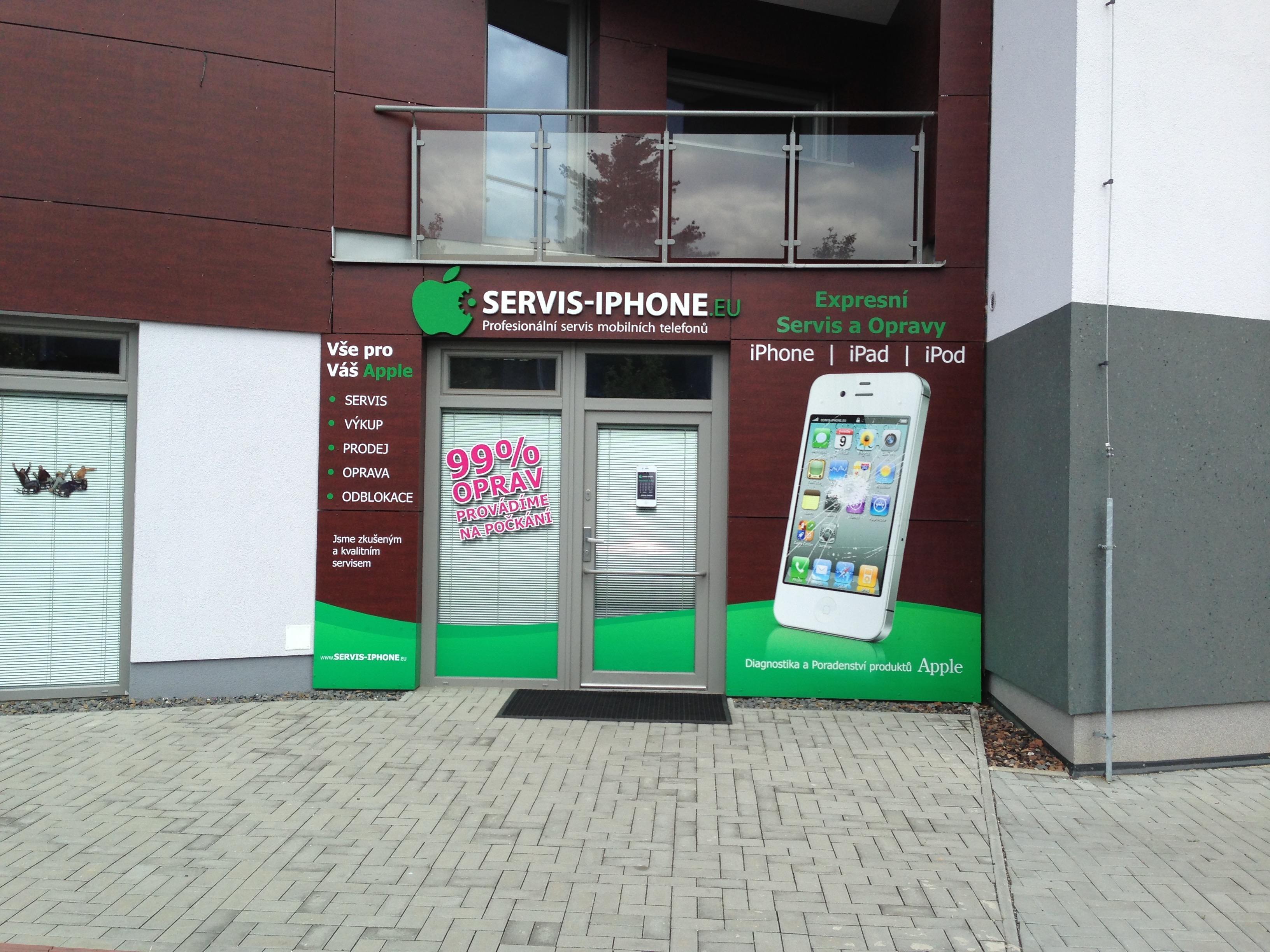 Servis iPhone.eu - iPad a iPod servis - fotografie 2/2