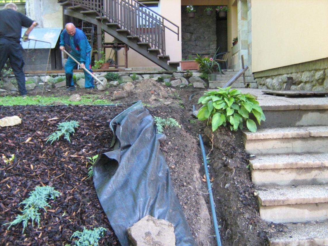 Milan Hruška – zahradnické práce - fotografie 10/20