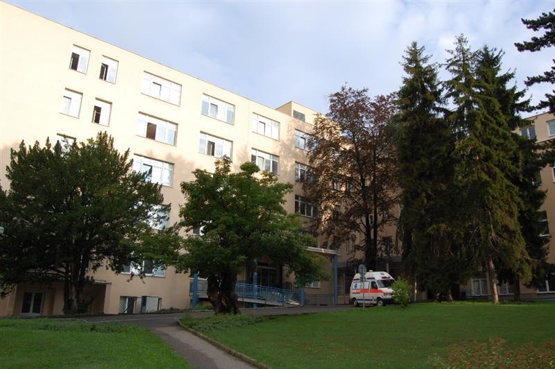 Nemocnice Rudolfa a Stefanie Benešov, a.s., nemocnice Středočeského kraje - fotografie 1/11