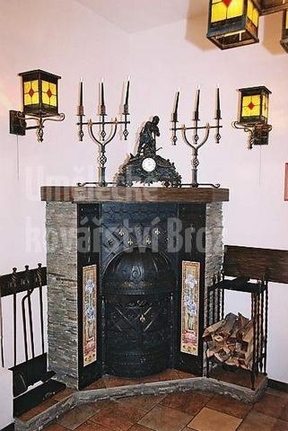Umělecké kovářství Brož & historická kovárna - fotografie 10/19