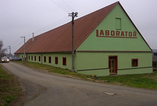 Laboratoř Písek - Ing. Josef Němec - fotografie 1/1
