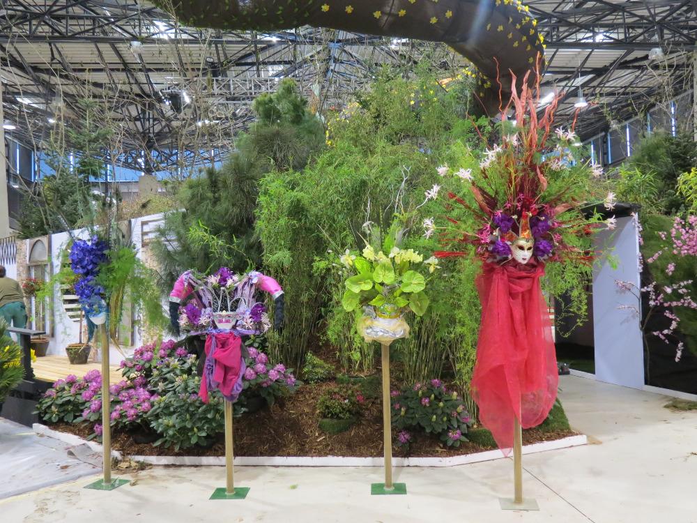Jarní Flora s thajskou účastí přivábila i přes zmrzlý čtvrtek na 60 tisíc návštěvníků - fotografie 1/1