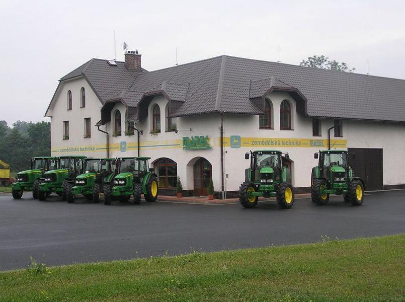 MAREK zemědělská technika s.r.o. - fotografie 1/7