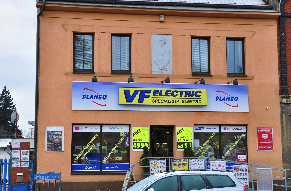 VF.ELECTRIC s.r.o. - fotografie 1/8