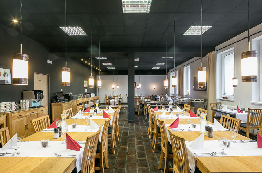 Pytloun Hotel Harrachov **** - restaurace