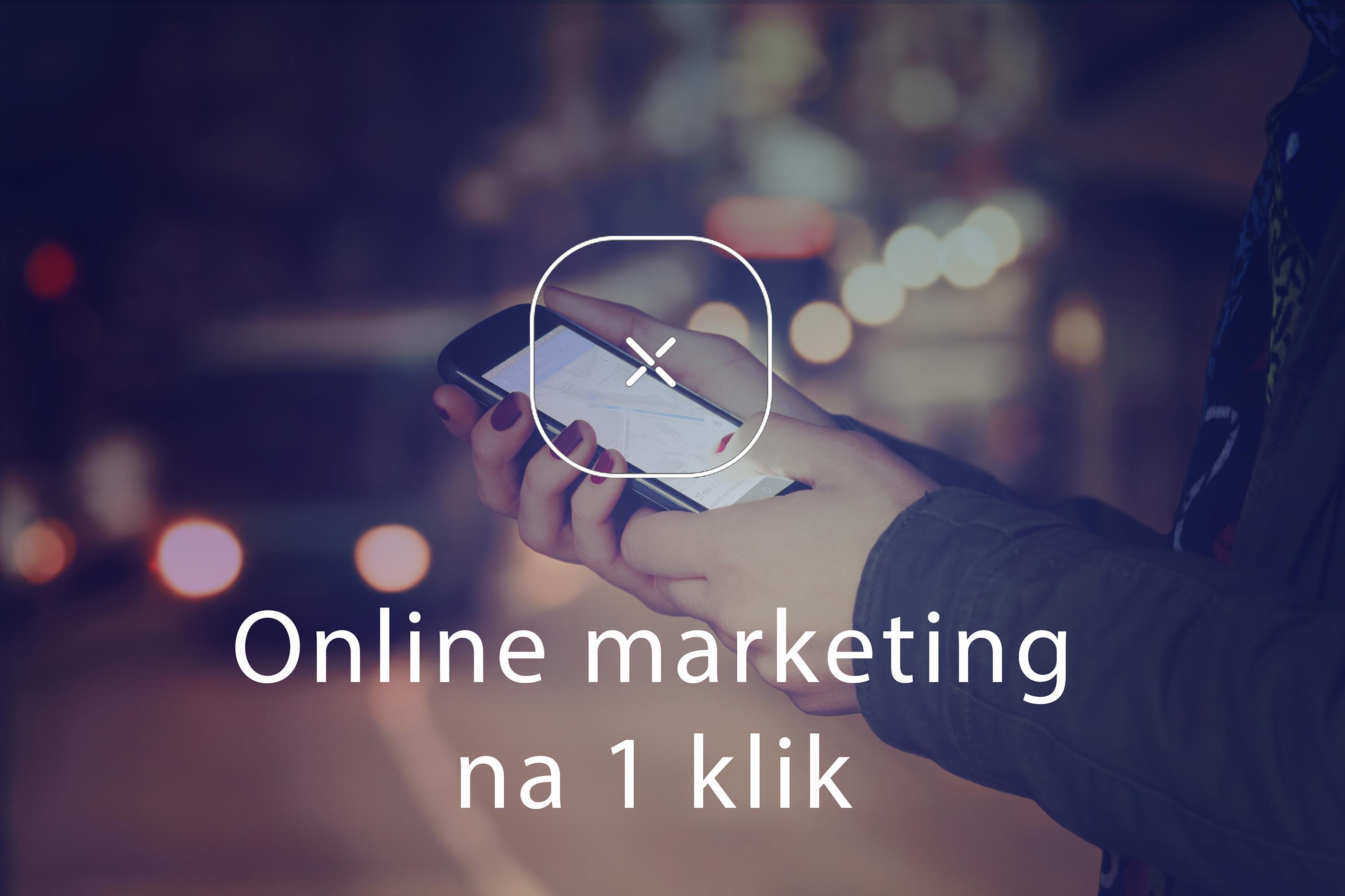 Online marketing na 1 klik