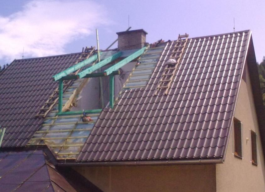 Pokrývačství a klempířství Stuchlík & spol. - fotografie 5/14