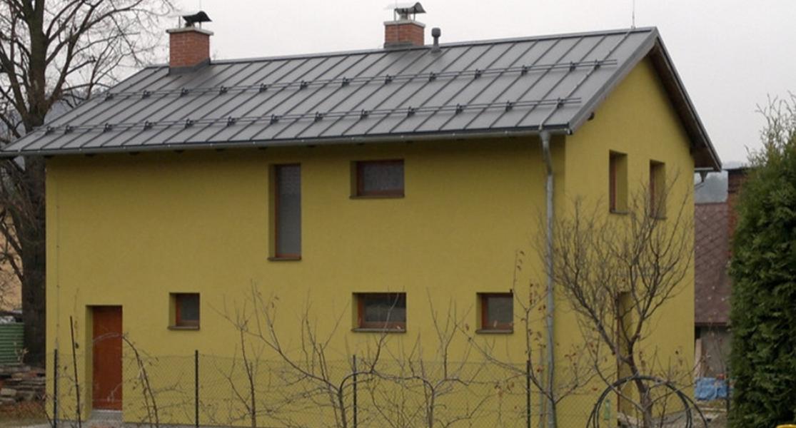 Pokrývačství a klempířství Stuchlík & spol. - fotografie 11/14