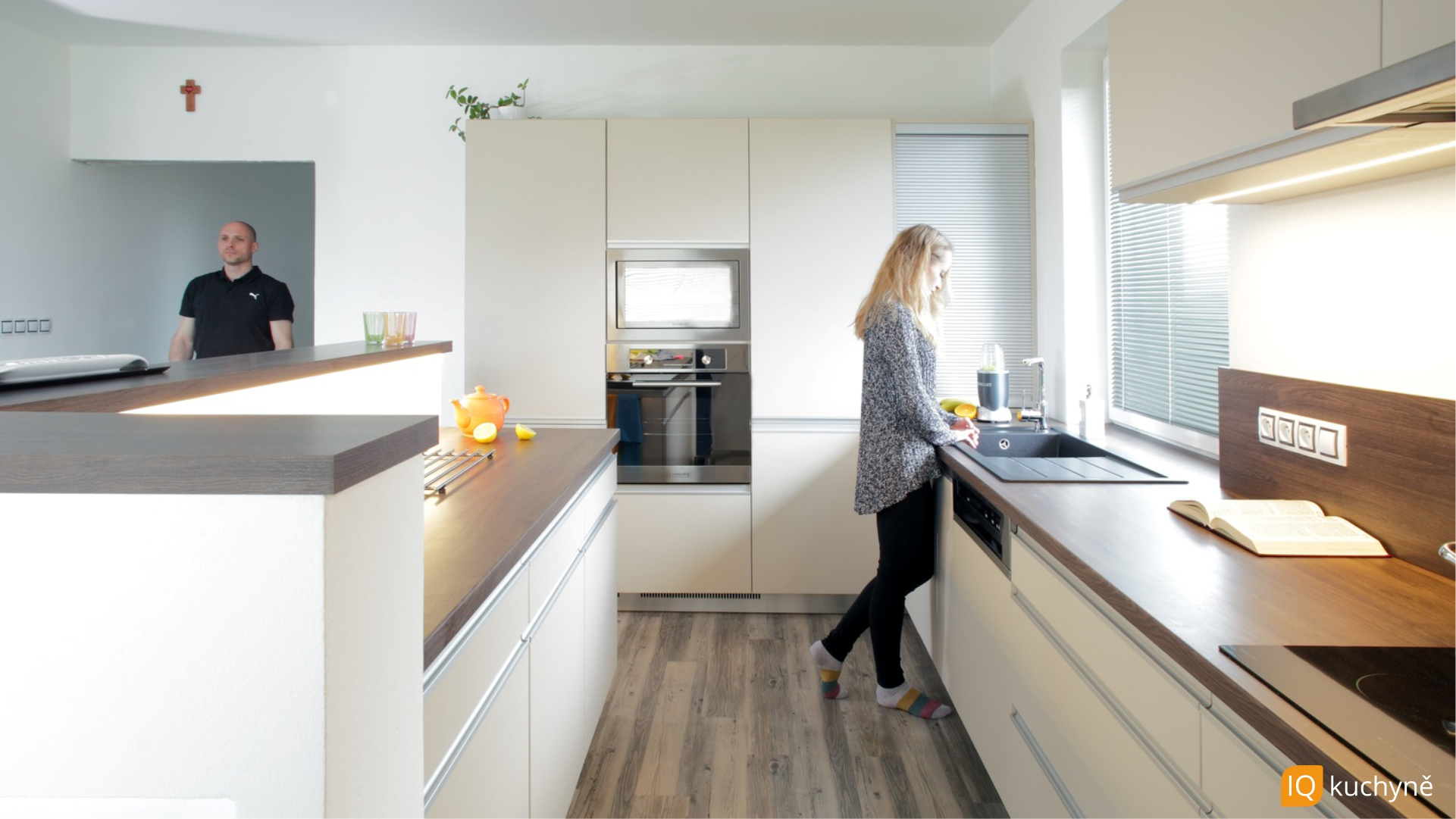 Krémový luxus | Kuchyně pro život