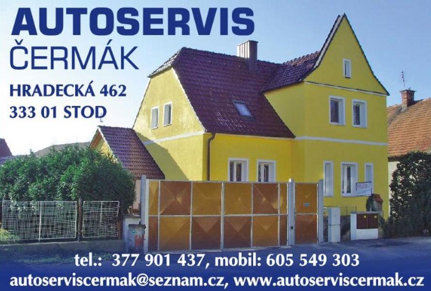 Autoservis, pneuservis, příprava na STK Stod, Plzeň - Čermák Roman - fotografie 1/11