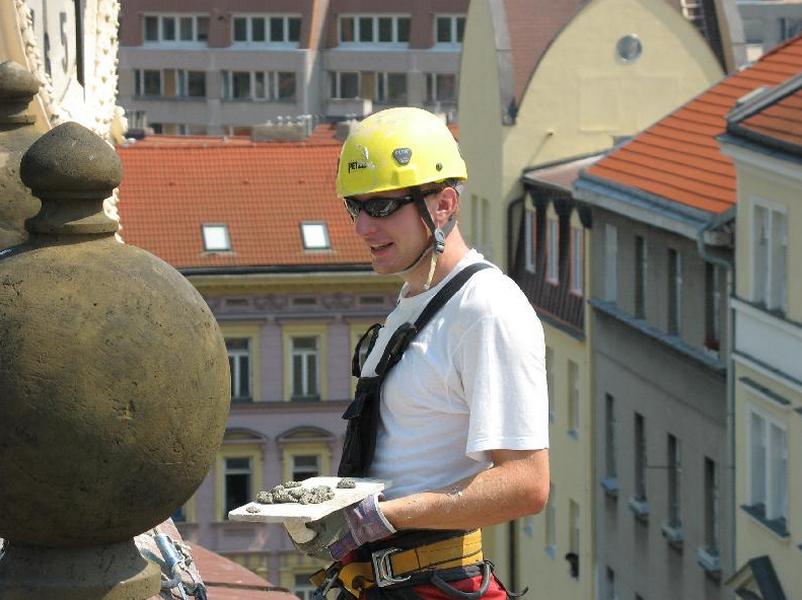 Miroslav Jelínek - výškové a stavební práce Praha - fotografie 7/10
