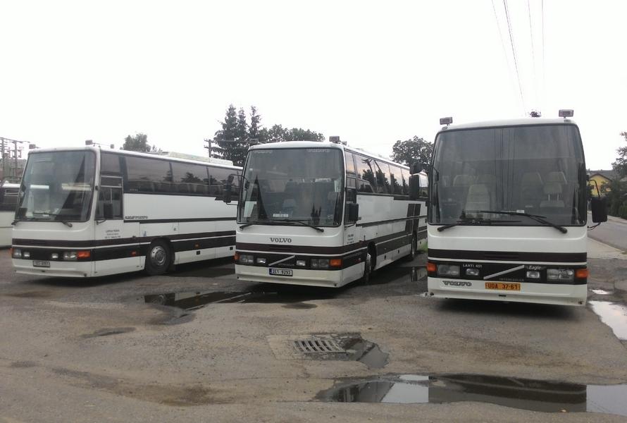 Autobusová doprava Lukabus - Paďour Leopold - fotografie 3/6