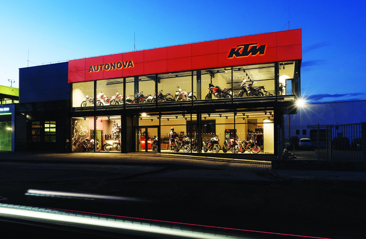 KTM Autonova Brno - fotografie 1/20