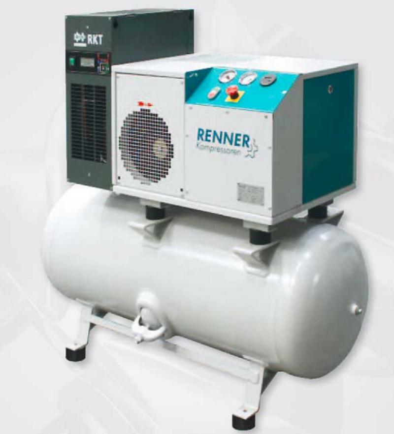 AIR EKONOM s.r.o. - kompresory prodej servis příslušenství - fotografie 2/8