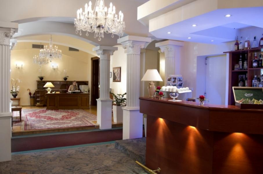 Louren Hotel**** - fotografie 1/20
