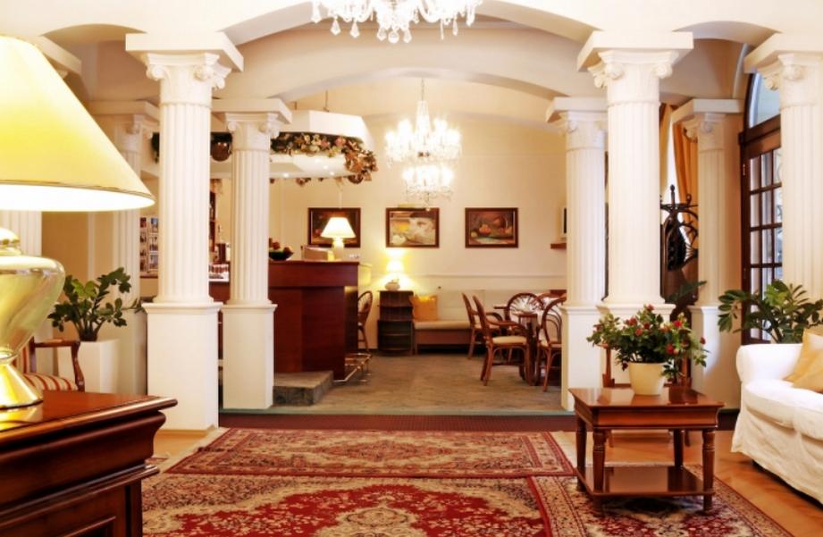 Louren Hotel**** - fotografie 2/20