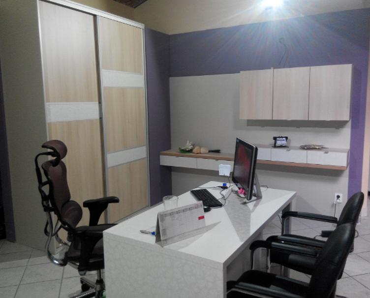 Pracovna – studio.