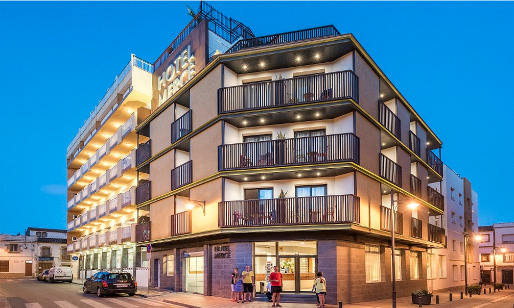 Hotel Mercé ***