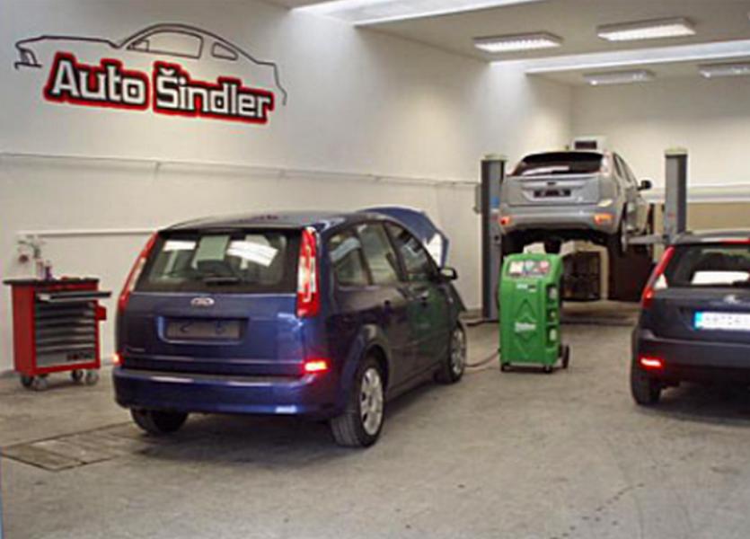 Auto Šindler s.r.o. - prodej a servis vozů Ford - fotografie 4/10