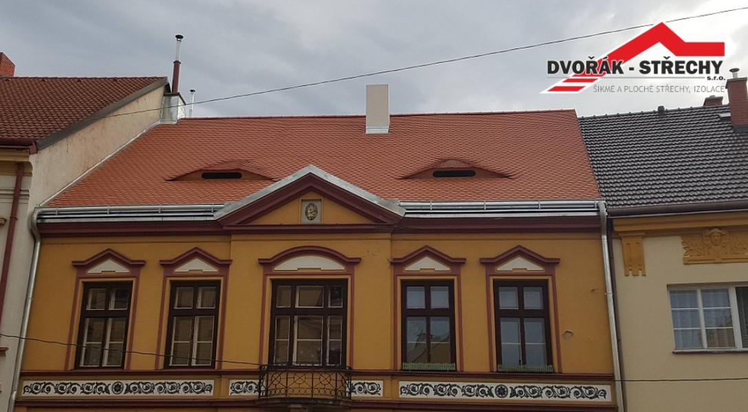 Dvořák – střechy s.r.o. - fotografie 9/15