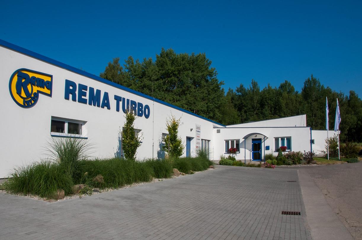 REMA TURBO spol. s r.o. - fotografie 1/20