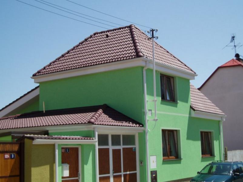 Fryc Vojtěch - střechy, klempířské práce a výroba, pokrývačské a tesařské práce - fotografie 4/7