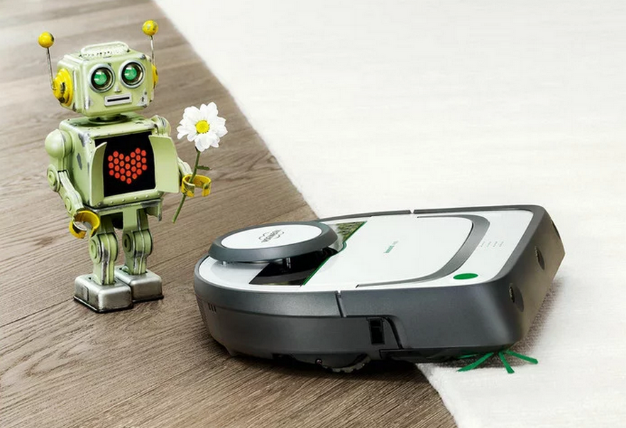 Robotický vysavač Kobold VR200