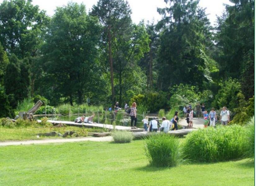 Botanická zahrada Praha - fotografie 19/25