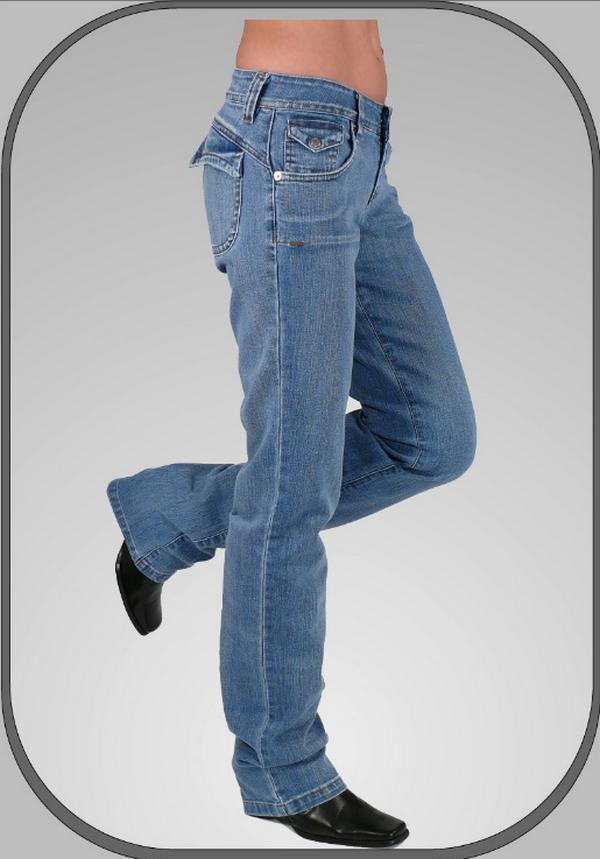 Helltcha - prima Jeans Helena Kasalová - fotografie 4/14