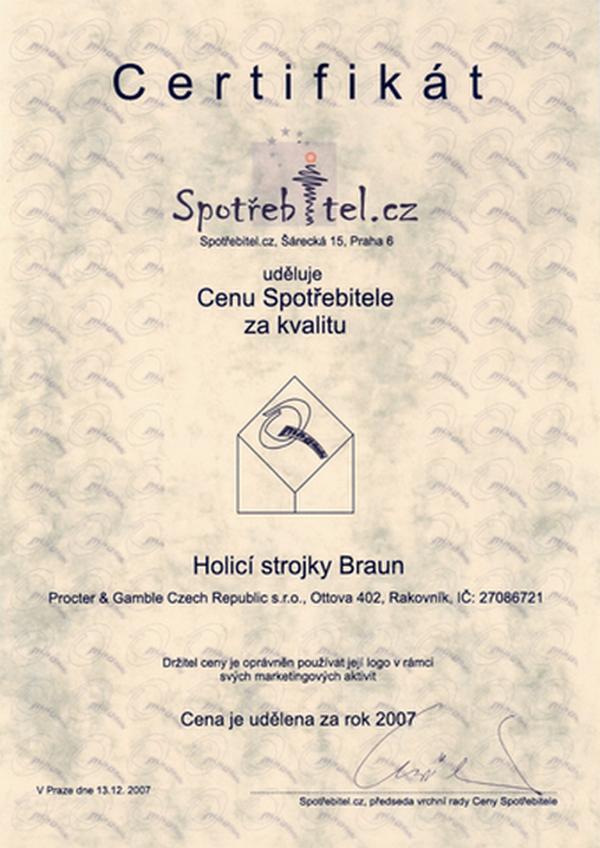 Servis Braun Praha 1 - ELPEN - Marcela Weinzettl - fotografie 3/15