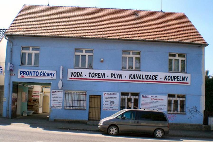 PRONTO Říčany spol. s r.o. - fotografie 1/4