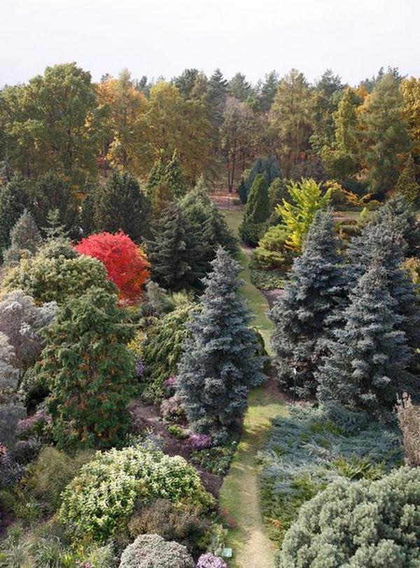 Botanická zahrada Praha - fotografie 18/25